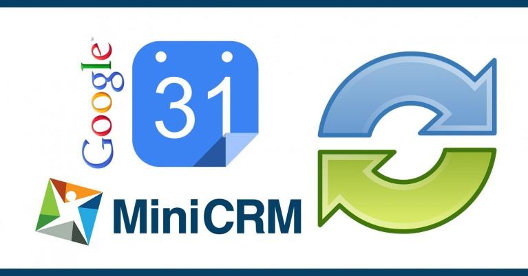 MiniCRM szinkronizáció a Google Naptárral is!