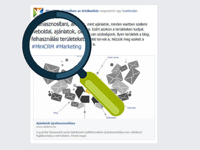 facebook-hastag