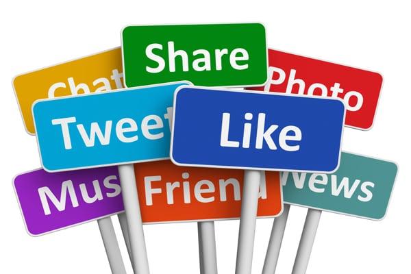 Web stratégia: közösségi oldalak