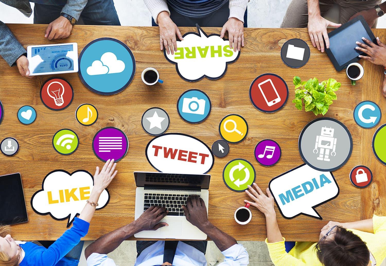 Közösségi média céges felhasználás