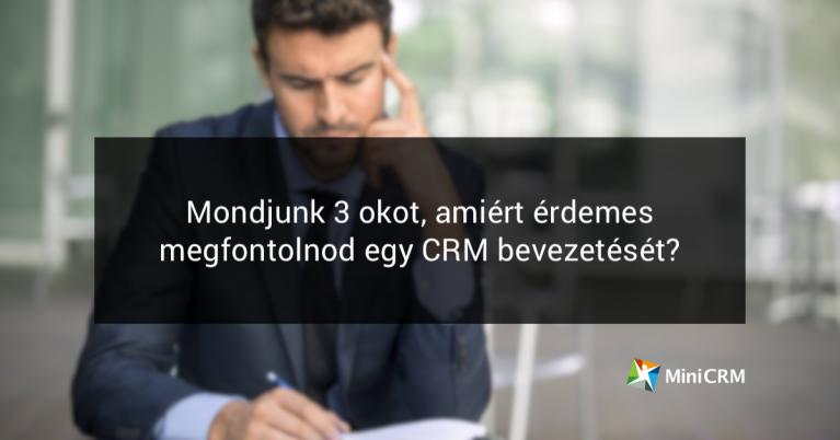 magyar nyelvű crm rendszer